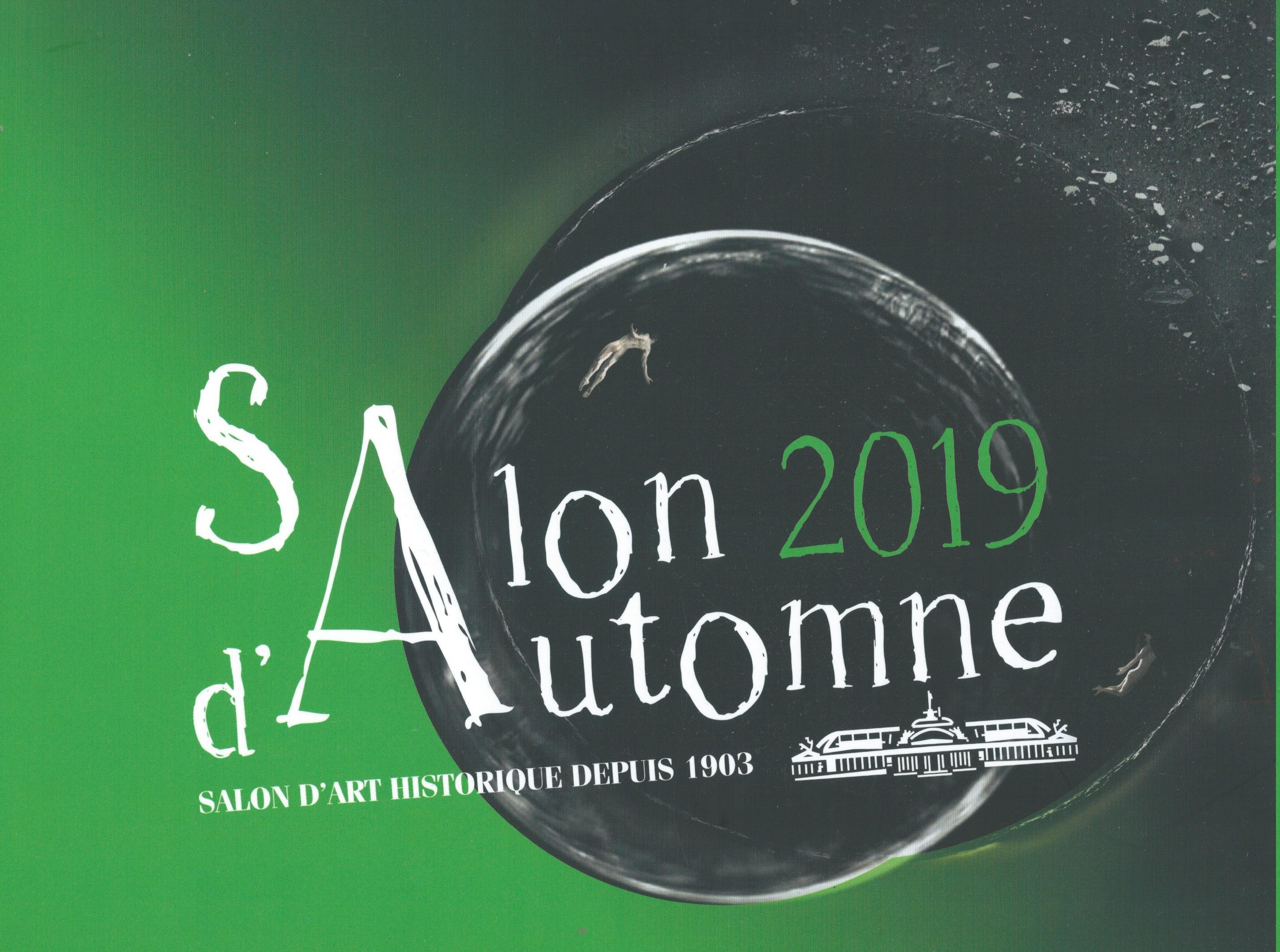 Affiche du Salon d'automne 2019
